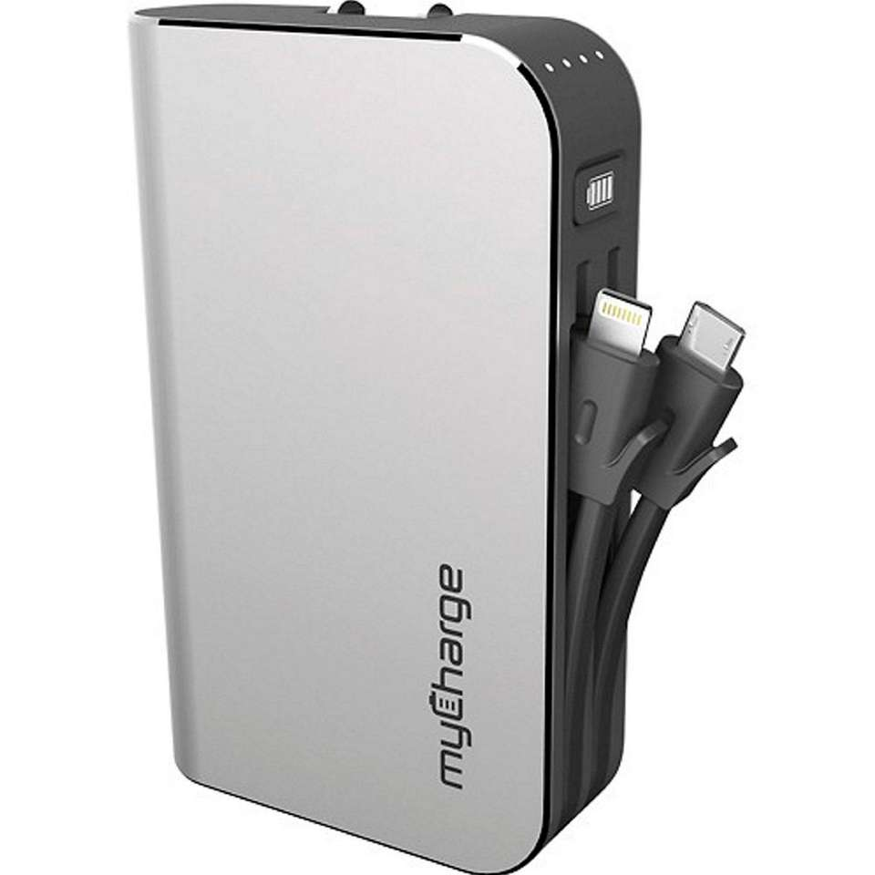 NAME MyCharge HubPlus Portable Charger WHAT IT IS