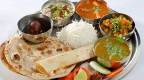 Dosa World in Hicksville serves four regional vegetarian