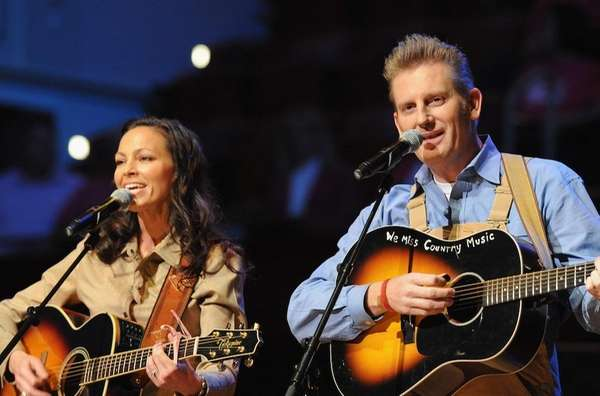 Joey Martin Feek and Rory Feek, known as