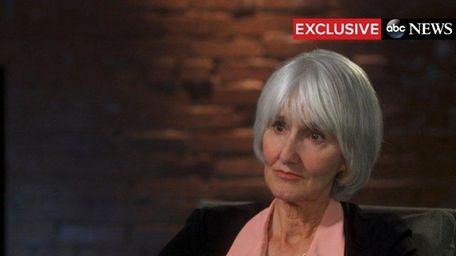 Diane Sawyer 's interview of Sue Klebold,Columbine shooter