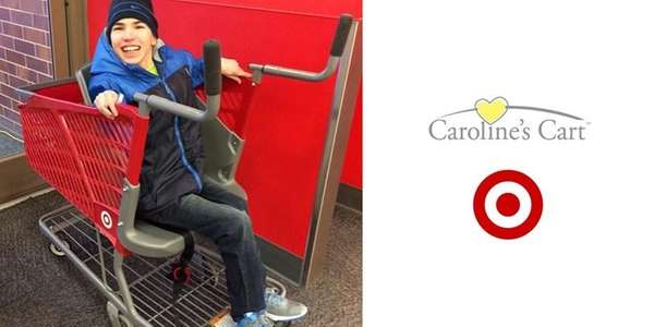 These Caroline's Carts, specifically designed for children with