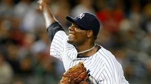Michael Pineda #35 of the New York