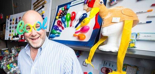 Adam J. Krosser, president of Sherman Specialty Company