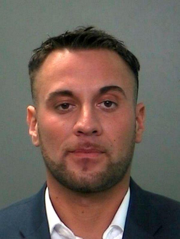 Atilla Goksen, 25, of Lindenhurst, was arrested Sunday,
