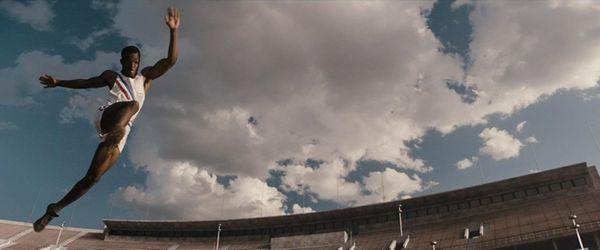 Stephan James stars as Jesse Owens in