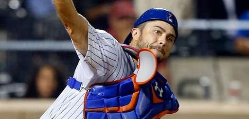 Travis d'Arnaud threw out base-stealers at a 33-percent
