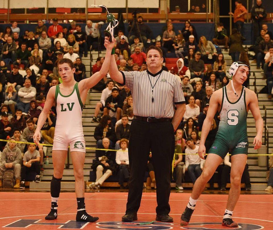 Jon Gomes, Locust Valley 120 pounds Nassau Division