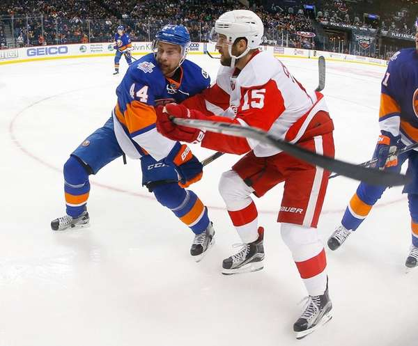 Calvin de Haan of the New York Islanders