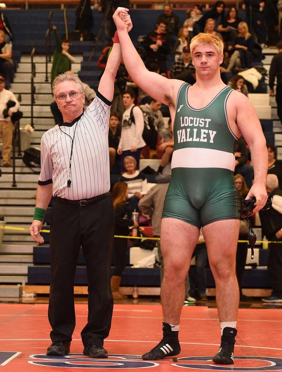 Spencer Matthaei, Locust Valley 285 pounds Nassau Division