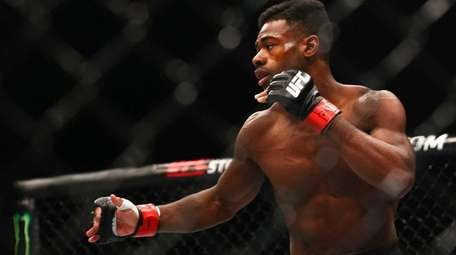 Bantamweight Aljamain Sterling of Uniondale defeated Johnny