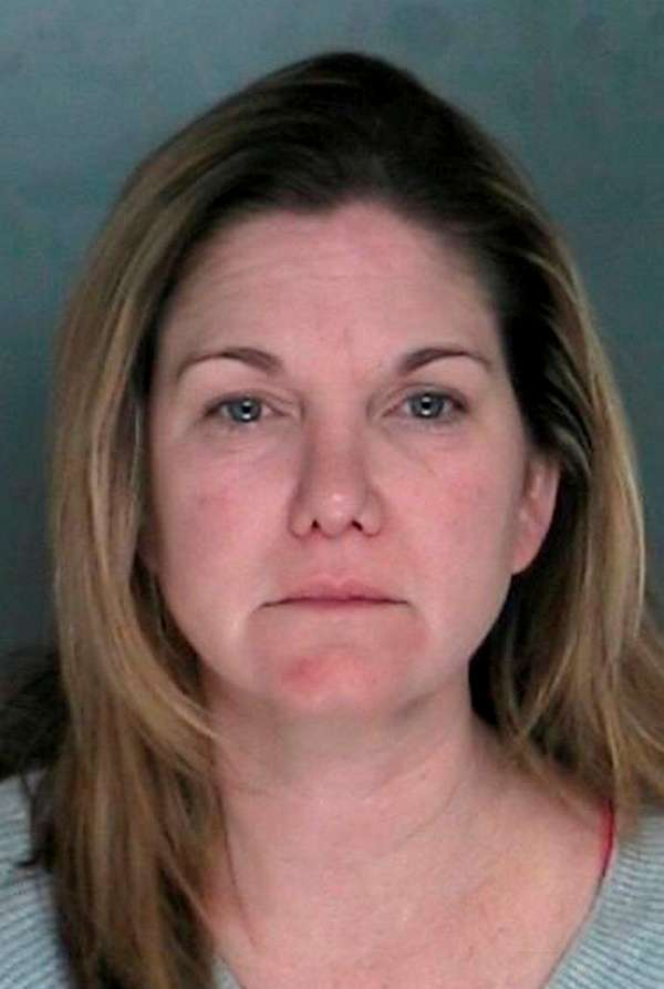 Suffolk County police arrested Barbara Kalinowski, 44, of