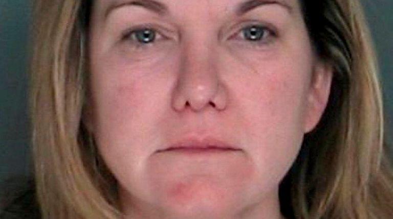 Suffolk County police arrested Barbara Kalinowski, 44, of