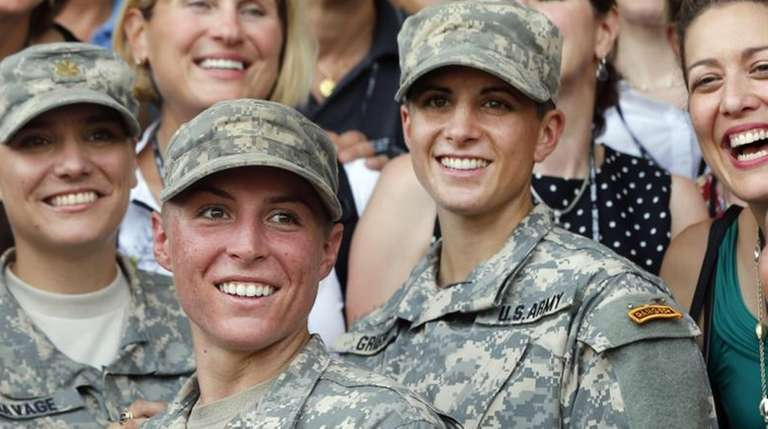 In this Aug. 21, 2015, file photo, Army