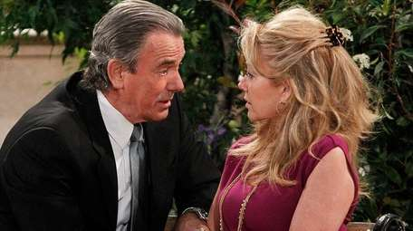 Eric Braeden, who stars as Victor Newman, and