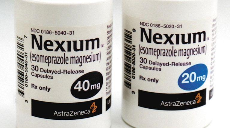 Heartburn drugs may affect dementia Popular heartburn medications