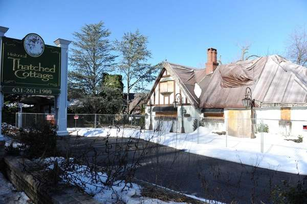 The Thatched Cottage at 445 East Main St.
