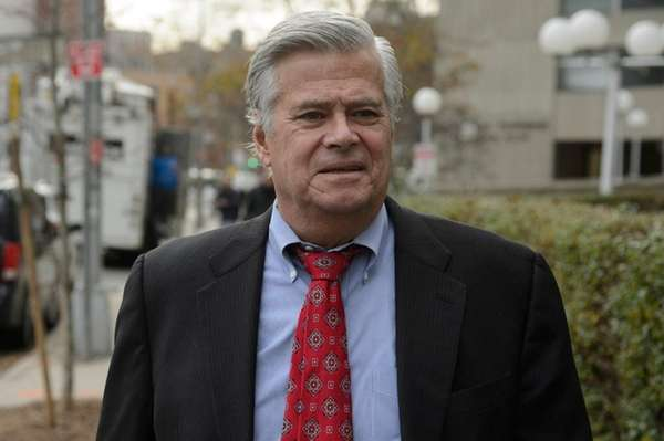 Former State Sen. Dean Skelos on Nov. 24,