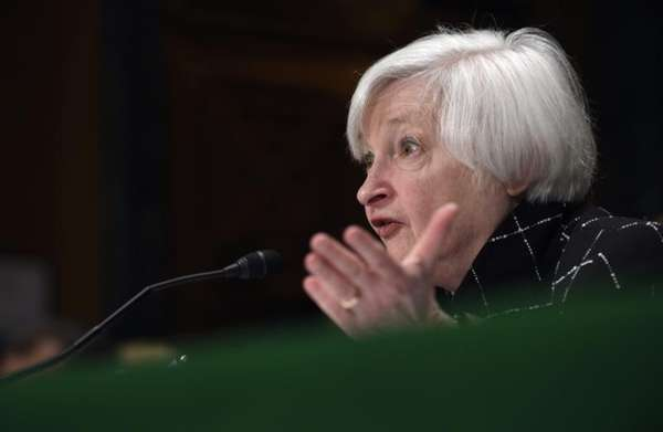 Federal Reserve Board Chair Janet Yellen testifies on