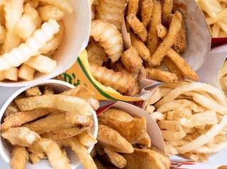 Fast-food French fries ranked.