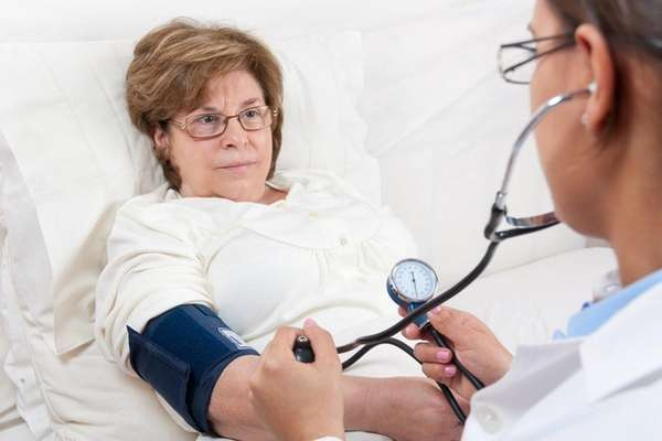 A doctor can help you monitor blood pressure
