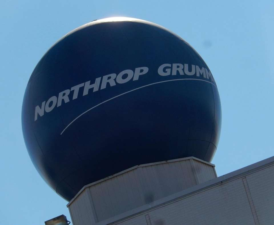 If you've ever driven past Grumman and wondered