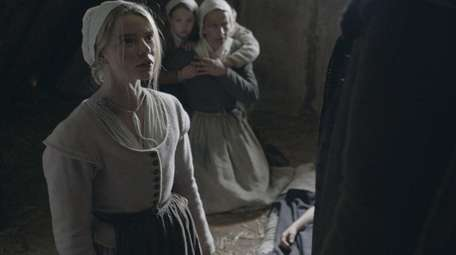 Anya Taylor-Joy faces an increasingly desperate situation in