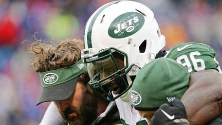 New York Jets defensive end Muhammad Wilkerson