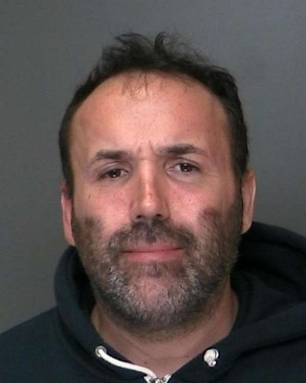 Daniel Suker, 43, was arrested and charged in