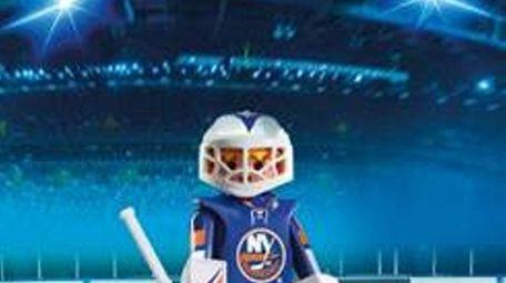 Playmobil recently announced adding the New York Islanders
