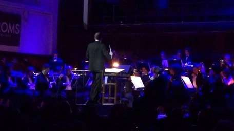 Ted Sperling conducts the Czech National Symphony Orchestra