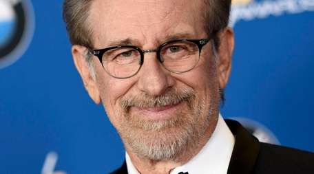 Steven Spielberg at the 68th Directors Guild of