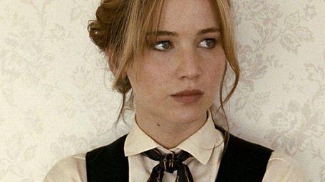 Jennifer Lawrence has a best actress Oscar nomination