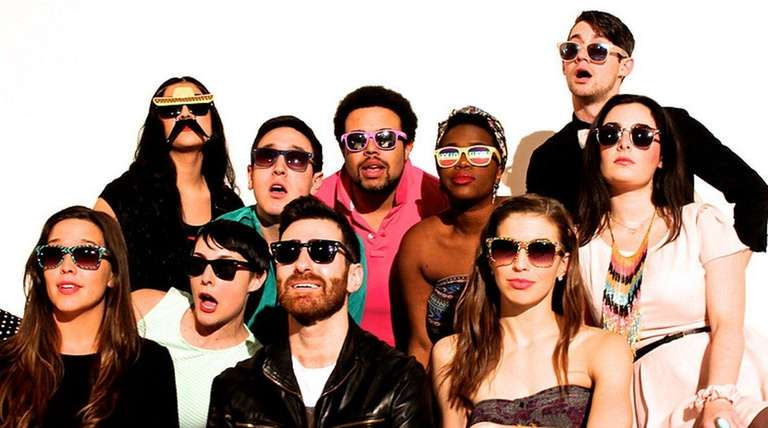 The Manhattan-based a cappella group Range has figured