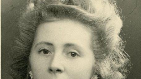 Jacqueline Jones of Huntington died on Feb.