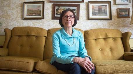 Japanese-American Mitsue Salador, 92, talks about her life