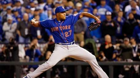 Jeurys Familia of the New York Mets