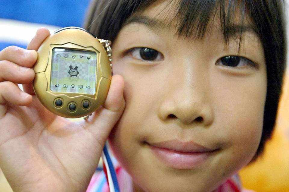 Your Tamagotchi was almost as good as a