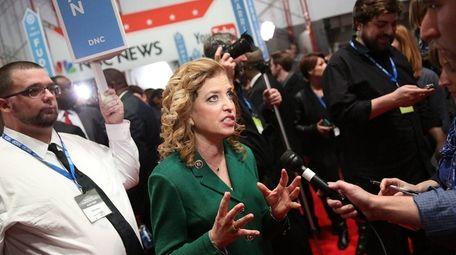 Rep. Debbie Wasserman Schultz (D-Fla.), chairwoman of the