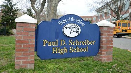 Paul D. Schreiber High School in Port Washington