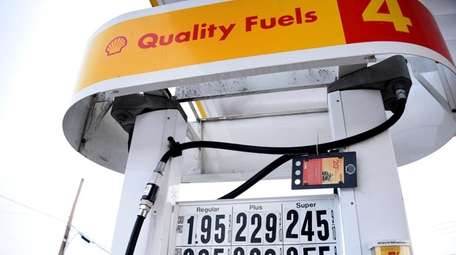 U.S. gas prices are forecast to average $1.98