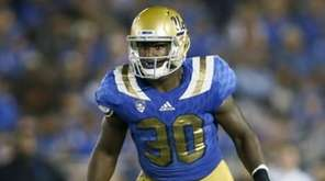 UCLA linebacker Myles Jack is shown during an