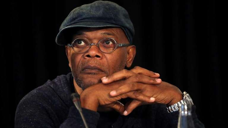 Samuel L. Jackson received an Oscar nomination for