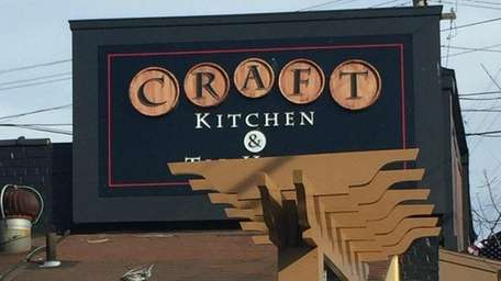 Craft Kitchen & Tap House offers 24 craft