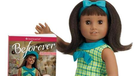 American Girl introduces on Tuesday a Civil Rights-era