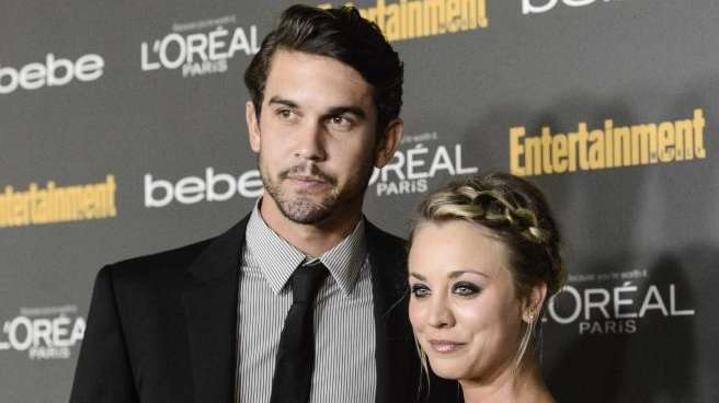 Kaley Cuoco filed for divorce from Ryan Sweeting