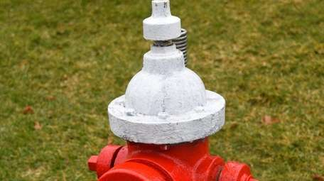 A fire hydrant located on Bengeyfield drive in