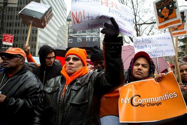 Hundreds of low-wage tenants and workers who will