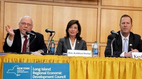 Long Island Regional Economic Development Council co-vice chairmen