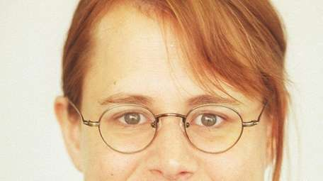 Former Newsday reporter Sarah Kershaw in an April