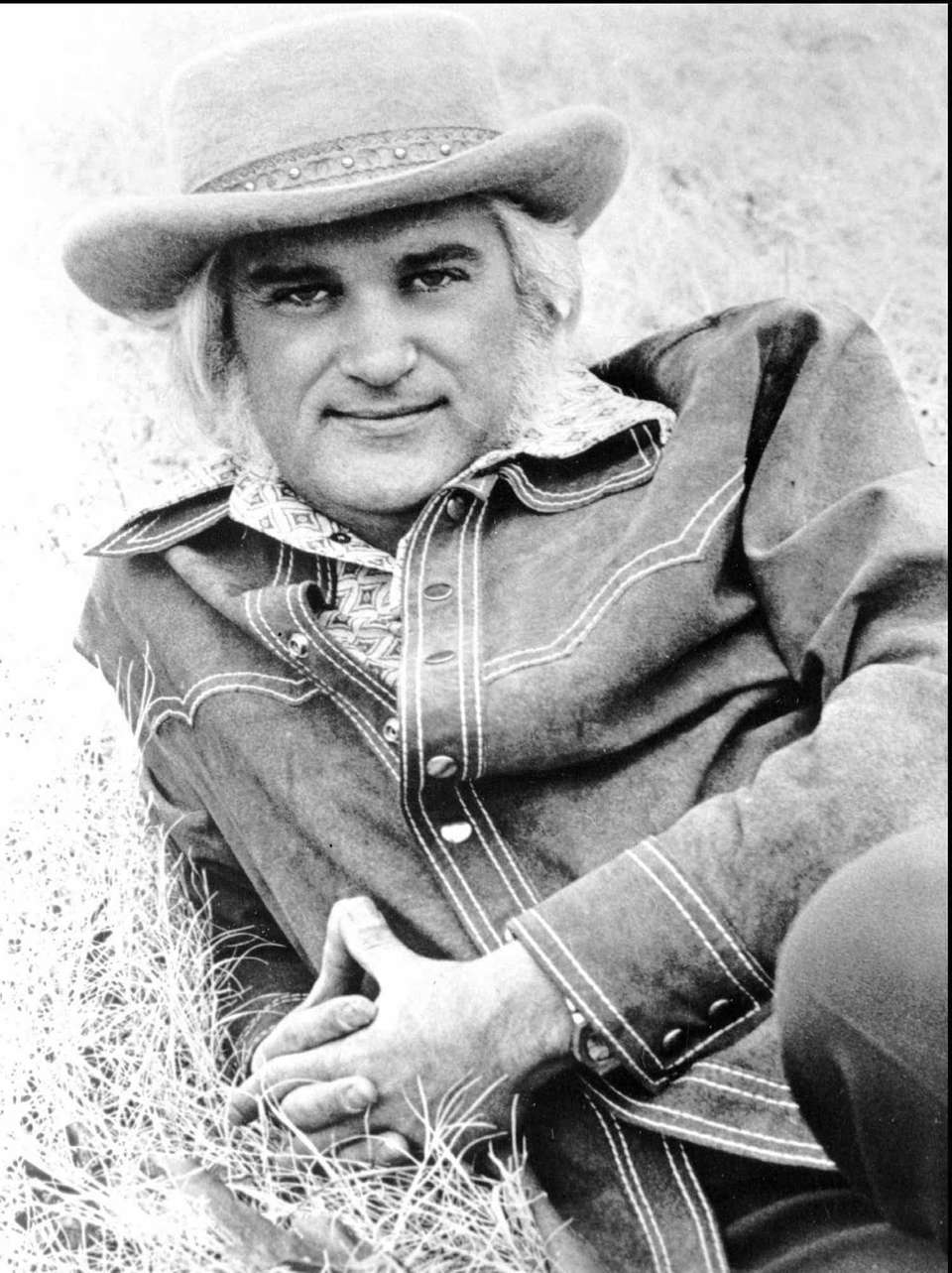 Charlie Rich, the soulful, silver-haired balladeer who topped